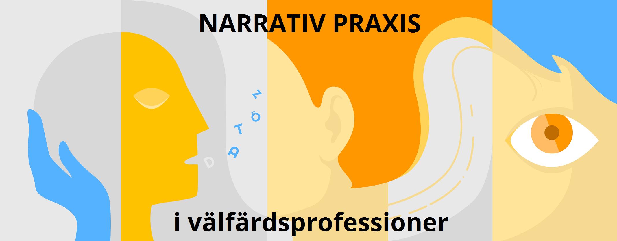 Narrativ praxis i välfärdsprofessioner